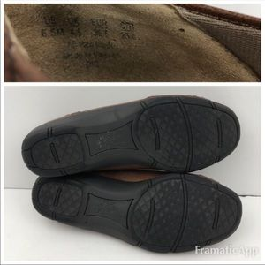 Life Stride Shoes - Life Stride Black & Brown Flats | 6.5